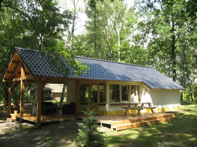 bungalowpark vosseven in Limburg