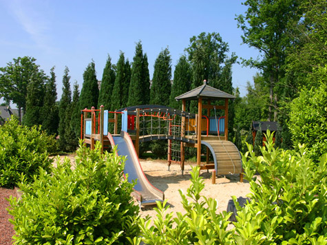 bungalowpark en bungalows hogenboom in Gelderland