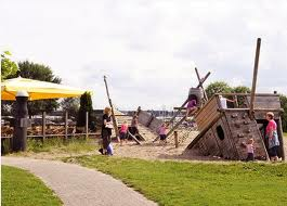 speeltuin op bungalowpark flevoland RCN