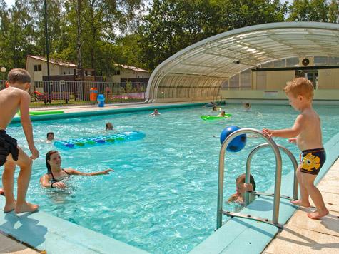 zwembad vakantiebungalows veluwe in gelderland
