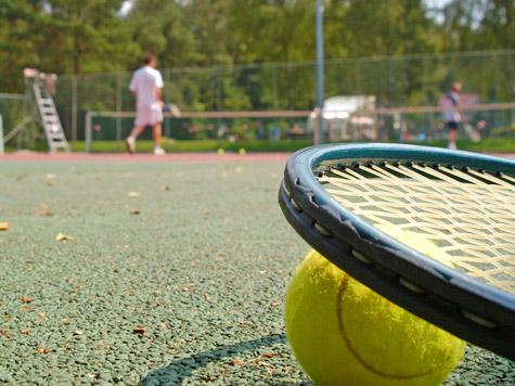 tennisbaan bungalowpark veluwe