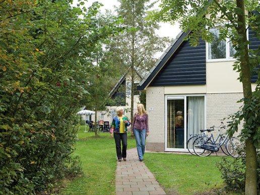 vakantiebungalows utrecht op bungalowpark ruwwinkel