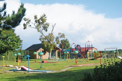 Emslandermeer Speelplaats bungalowpark groningen